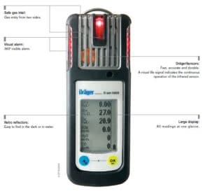 Drager X-am 5600